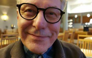 Puheenjohtaja Leif Wilenius.